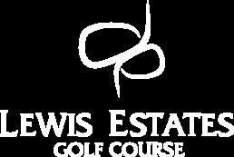 Lewis Estates Golf Course logo