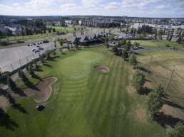 Excellent course conditions at Lewis Estates Golf Course
